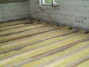 izolácia podlahy