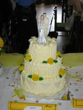 ...náš dortíček...