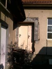 Vyburane okno - budu terasove dvere