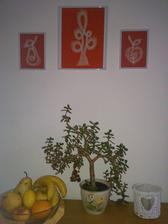 Palickovane obrazky - moja symbolika