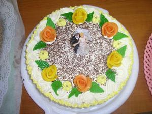 dortík od mé sestřičky Jarmilky
