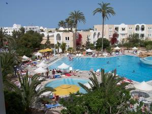 svadobná cesta Tunisko, ostrov Djerba