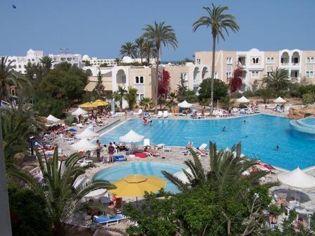 Beáta{{_AND_}}Peter - svadobná cesta Tunisko, ostrov Djerba