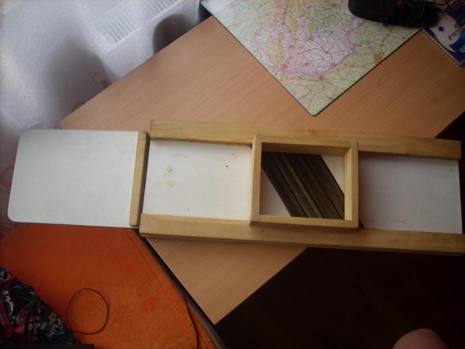 Drevený hoblík na kapustu - Obrázok č. 1