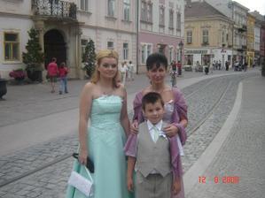 Moja sestra a synovec