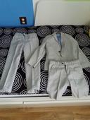 Chlapecky oblek H&M vel. 122, 122