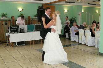 prvý tanček