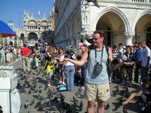 Naša svadobná cesta v Taliansku, výlet do romantických Benátok