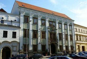 Tady to bude - Althanský palác
