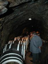 Vína jsou z vinařství U Rytířů