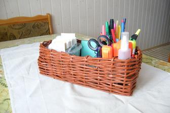 Papierové pletenie I. Viac na : http://bujdosova.blog.sme.sk/c/236607/Papierove-pletenie-I.html