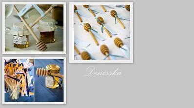 medík,dárek pro hosty,máme sklony k medovině,perníčkům a medu,všechno je z jednoho-musí tam být:-p