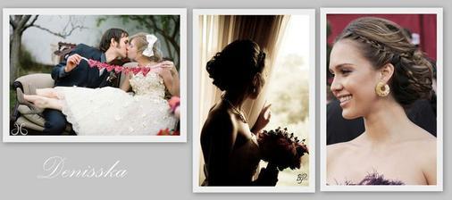 inspirace na fotky a účes je krásný:-)