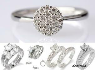 to bude krásné dopasování...snubního prstenu