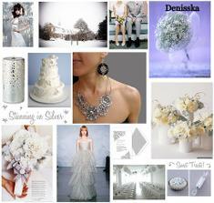 šaty stříbrné na převlečení i náhrdelník je pěknýýý:-)