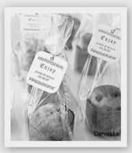 muffinky pro hosty?...jako mňamka?hezké:-)