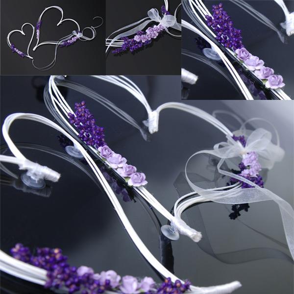 svatebni_zbozi - Svatební dekorace na auto - 2 ratanová srdce