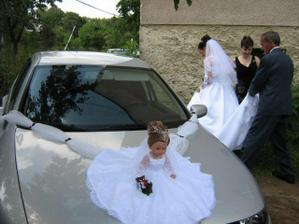 na auto jedine panenku(i kdyz uz pry neni moderni :o)