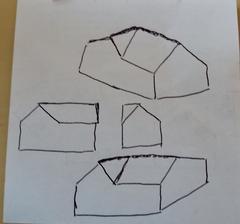 návrh strechy