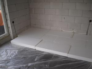 príprava na podlahové