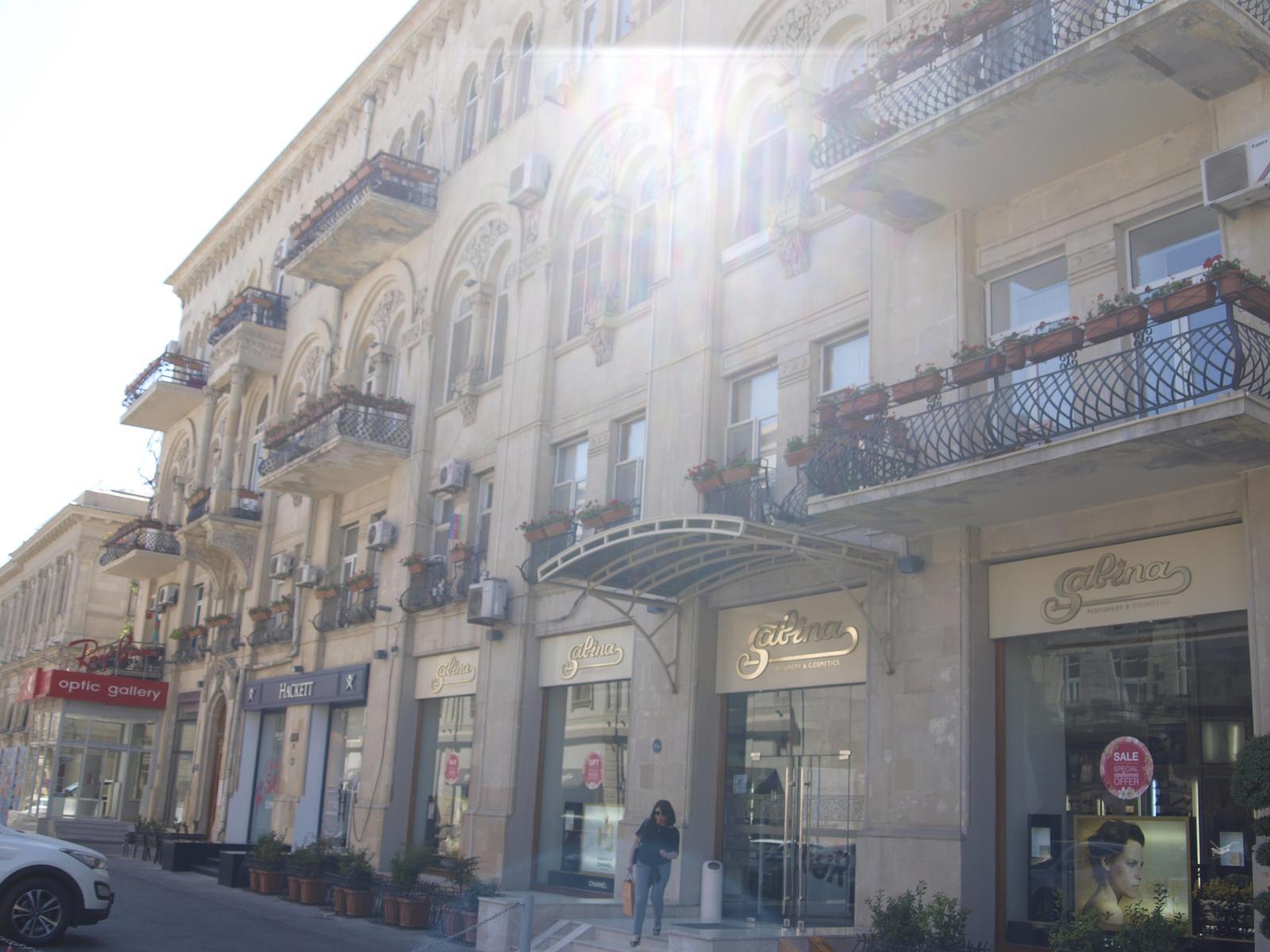 Architektúra Azerbajdžanu - Obrázok č. 1