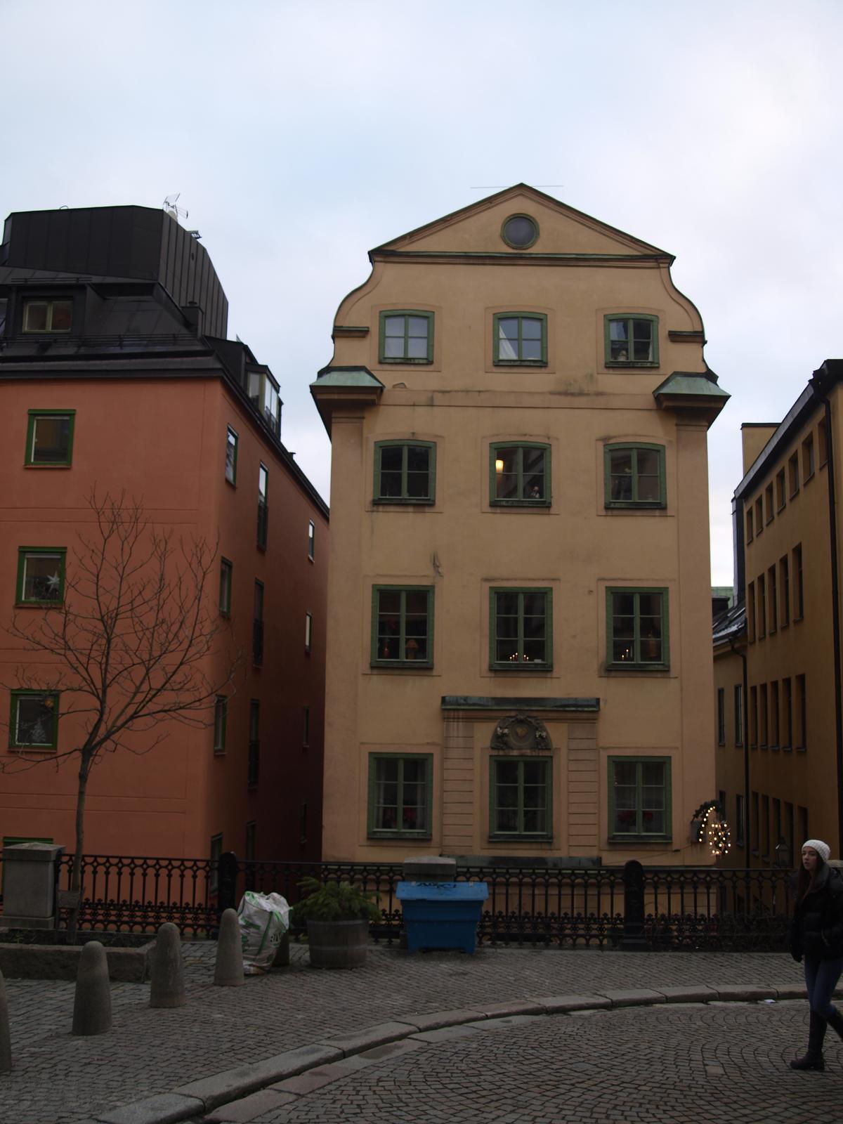 architektúra štockholmu - Obrázok č. 2