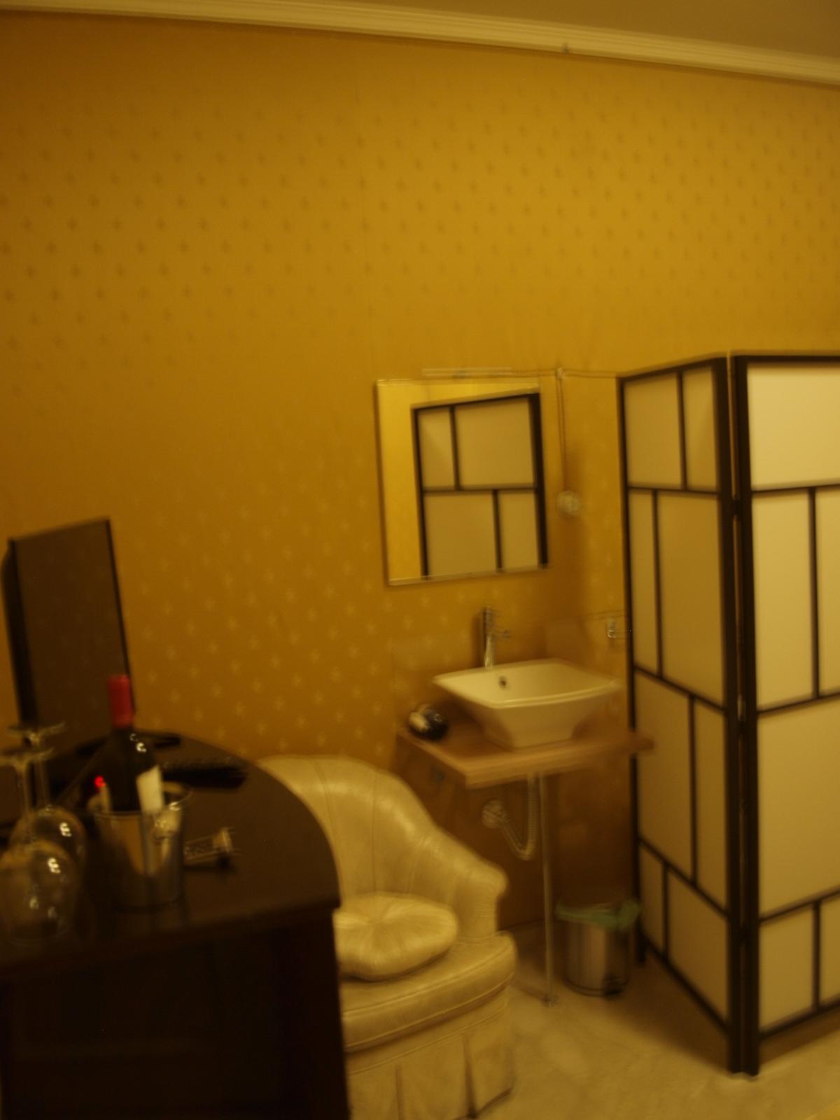 izba s kúpeľnou 3,5 x 4 - Obrázok č. 3