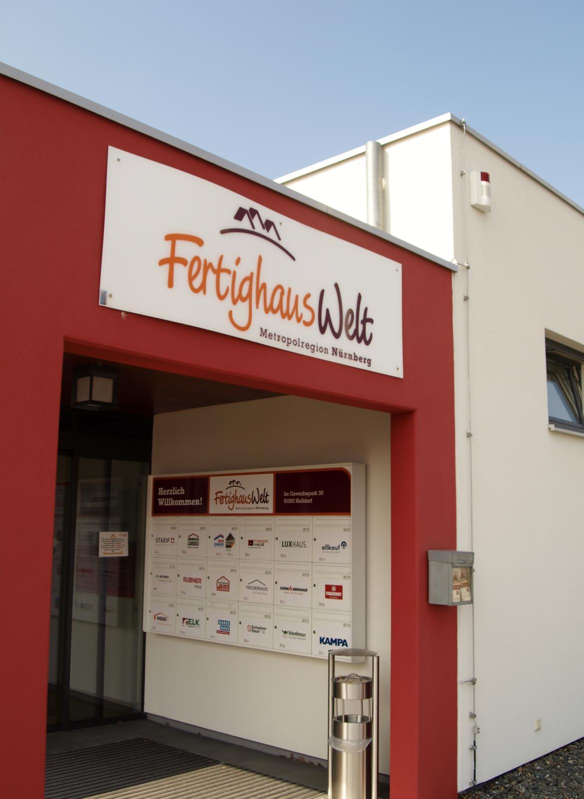 Fertighaus - výstava rod.domov