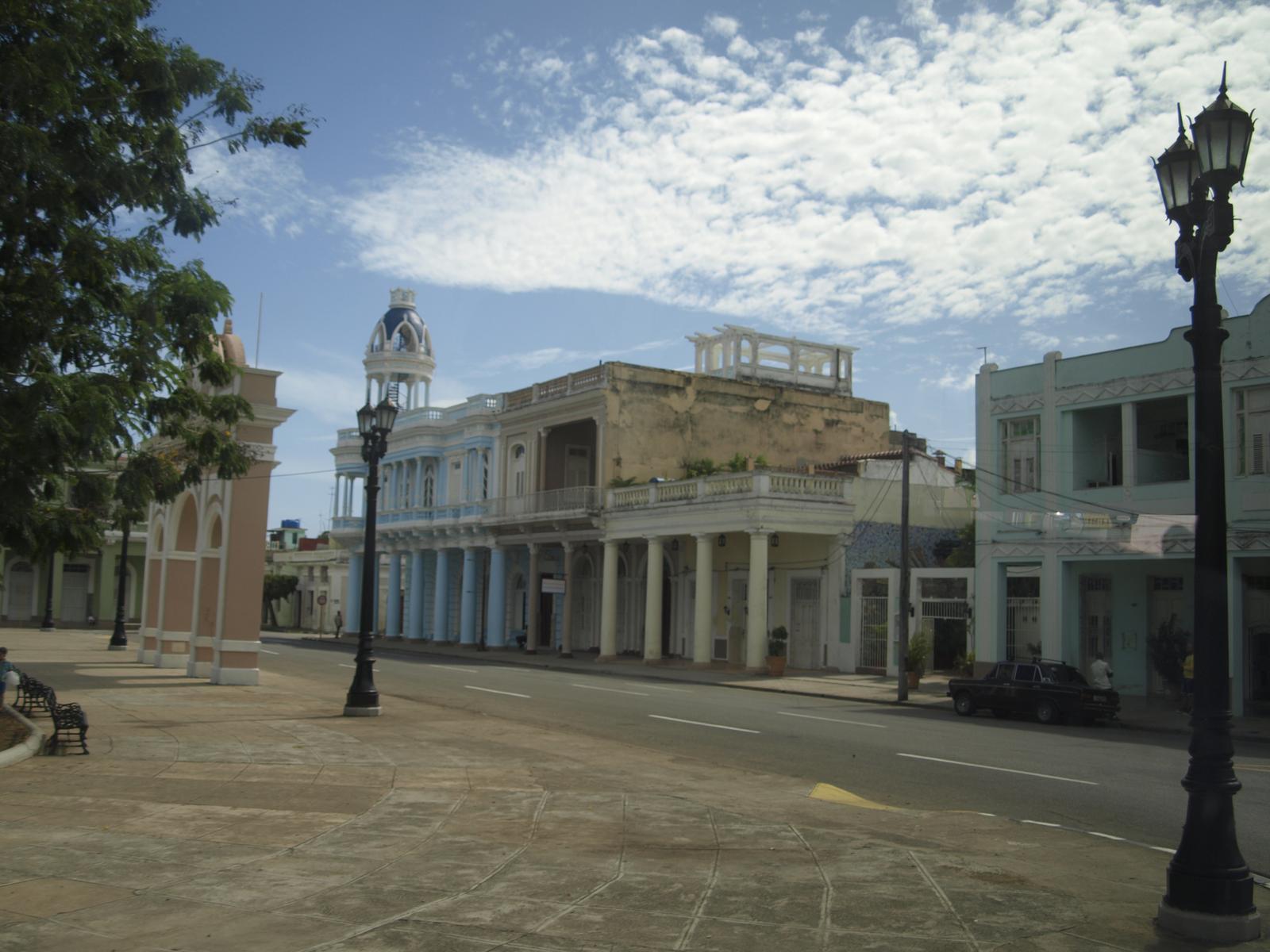 Kuba architektúra - Trinidad
