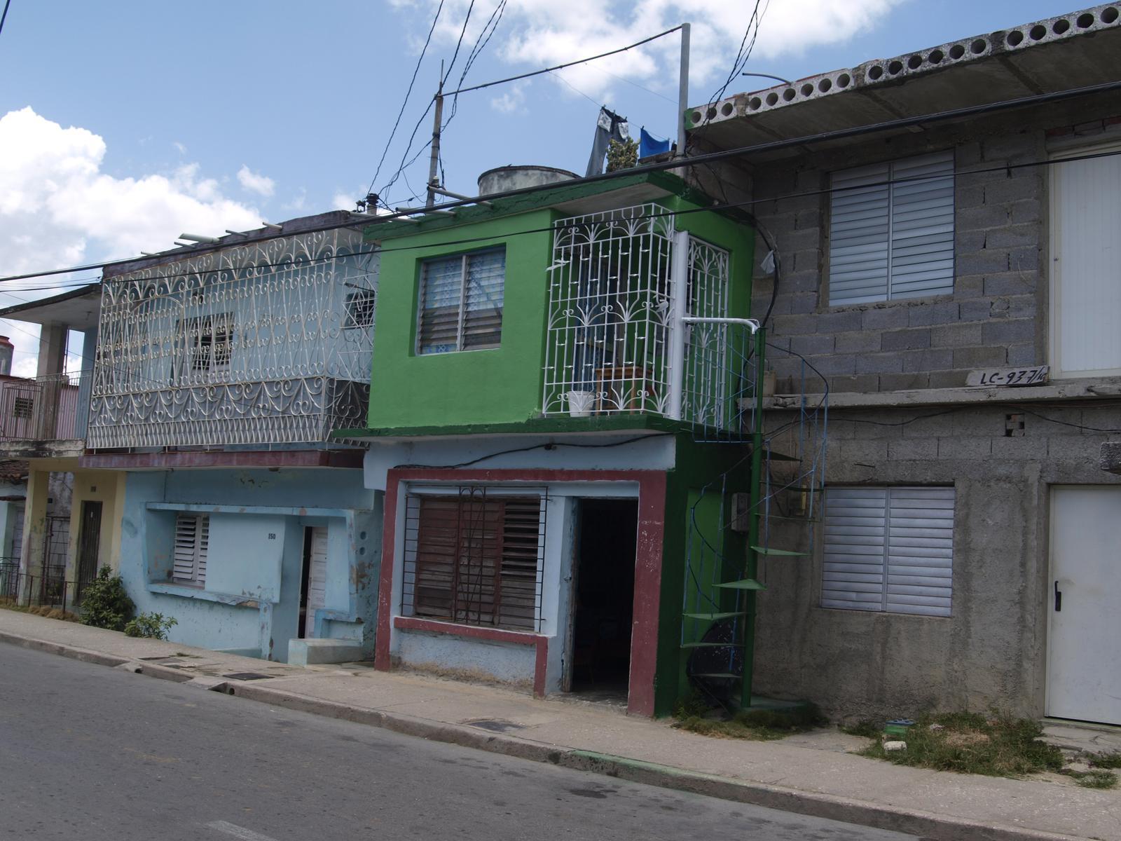 Kuba architektúra - Esperanaza