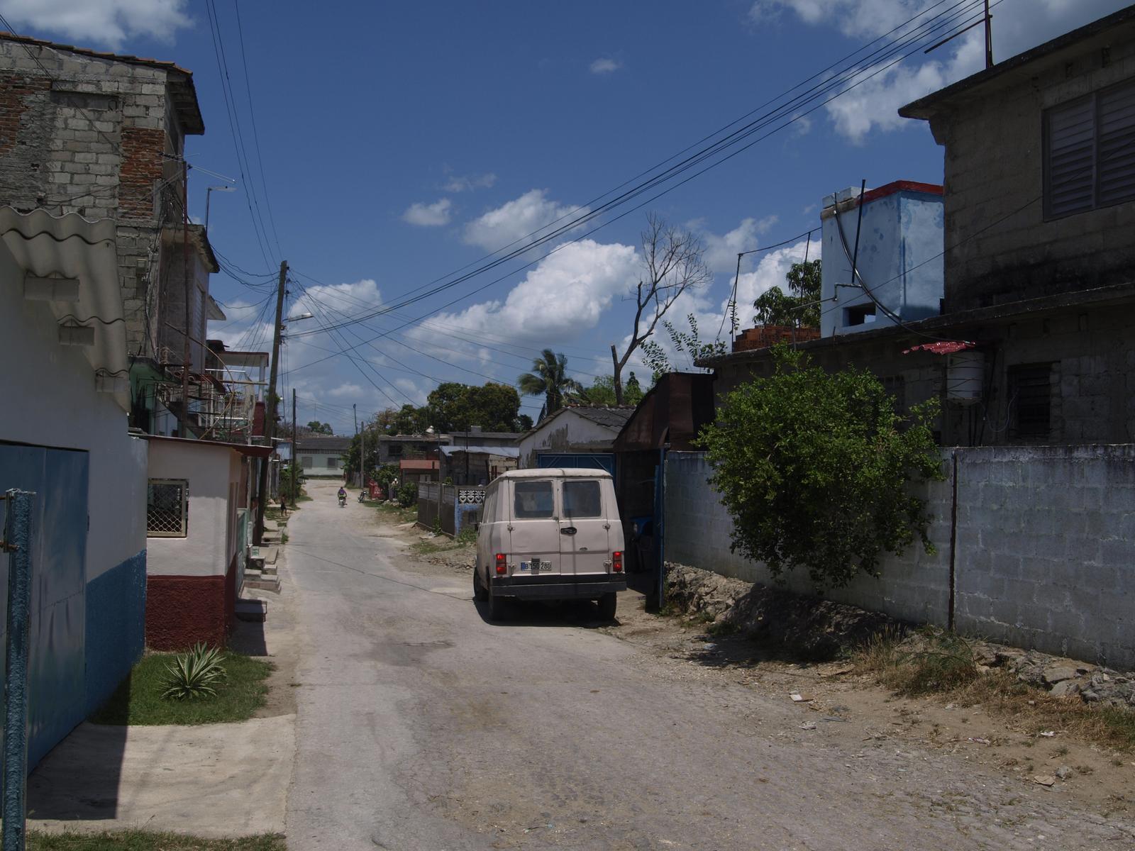Kuba architektúra - Aguada de pasajeros