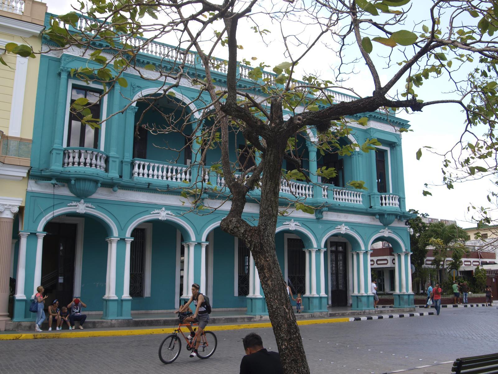 Kuba architektúra - Cienfuegos