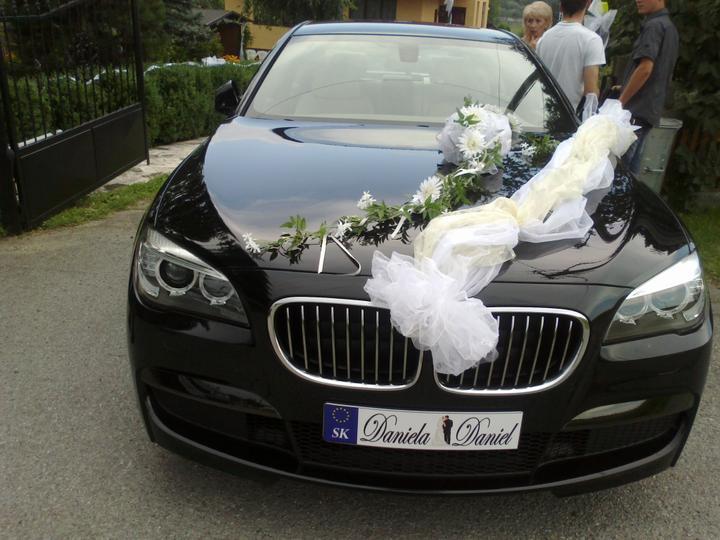 D{{_AND_}}D - svadobné auto