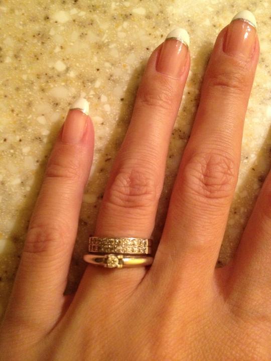 D{{_AND_}}D - takto vyzerá ruka vydatej pani :-) 5.mesiac manželstva
