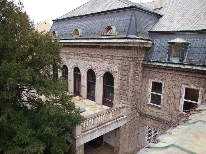 ANKETA o nejhezčí místo na svatební obřad v Brně - Palác Hlinky - terasa
