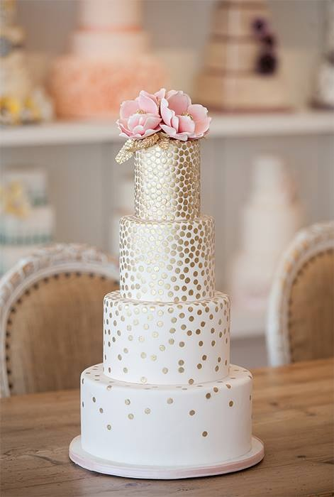 Nejkrasnejsi svatebni dorty - Obrázek č. 3