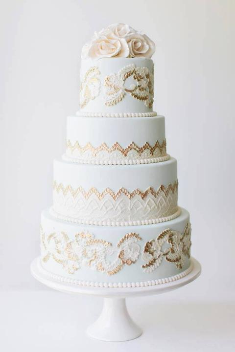 Nejkrasnejsi svatebni dorty - Obrázek č. 4