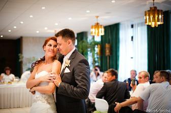 Náš svadobny tanček :)