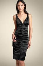 my evening dress.,