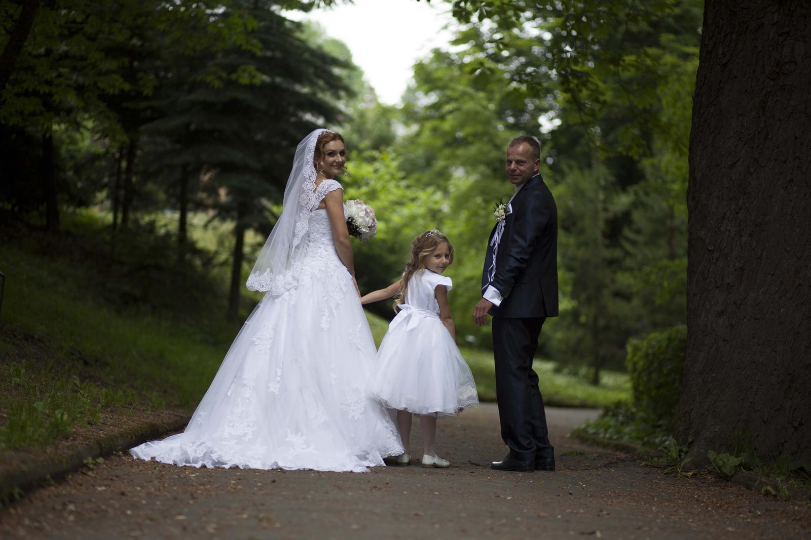 Naša svadbička 18.5.2018 - Obrázok č. 1