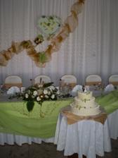 Tu bude svadobná hostina