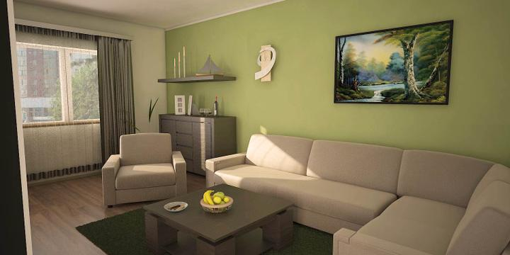 Byt pre mladú rodinu, Bratislava - Obrázok č. 1