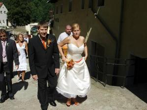 ...a jde se na hrad Střekov kde proběhla hostina