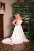 svatební šaty Klára, 42