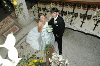 novomanželé Kratochvílovi
