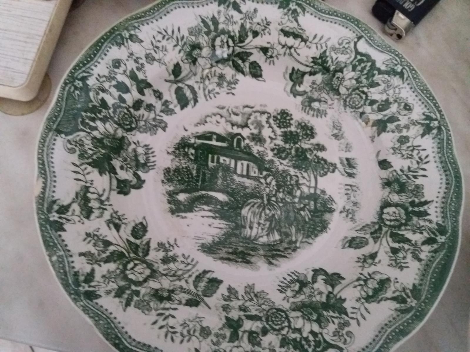 Anglicke tanier - Obrázok č. 1