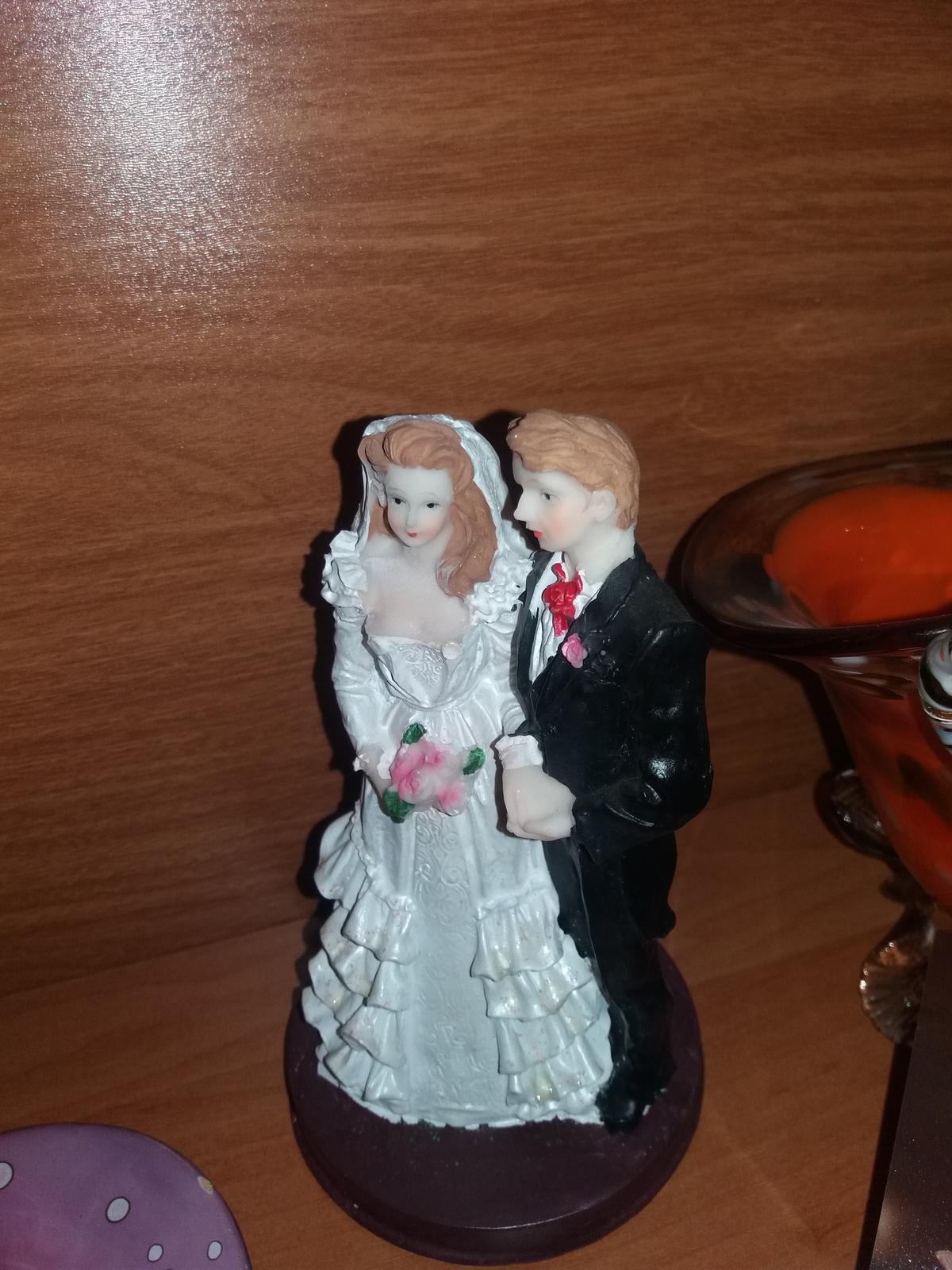 Soska na svadobnu tortu - Obrázok č. 1