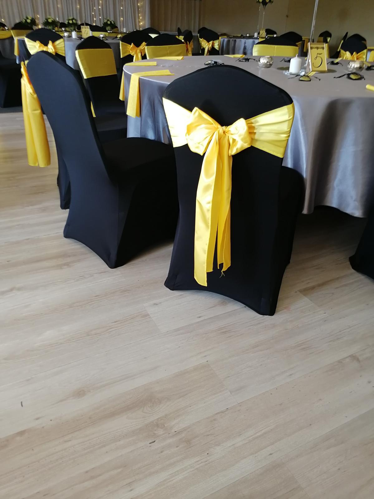 Svadba 14.9.2018 čierno-žlto-sivá kombinácia - Obrázok č. 22