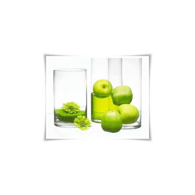 Materiál na prenájom - vázy valce -rôzne rozmery