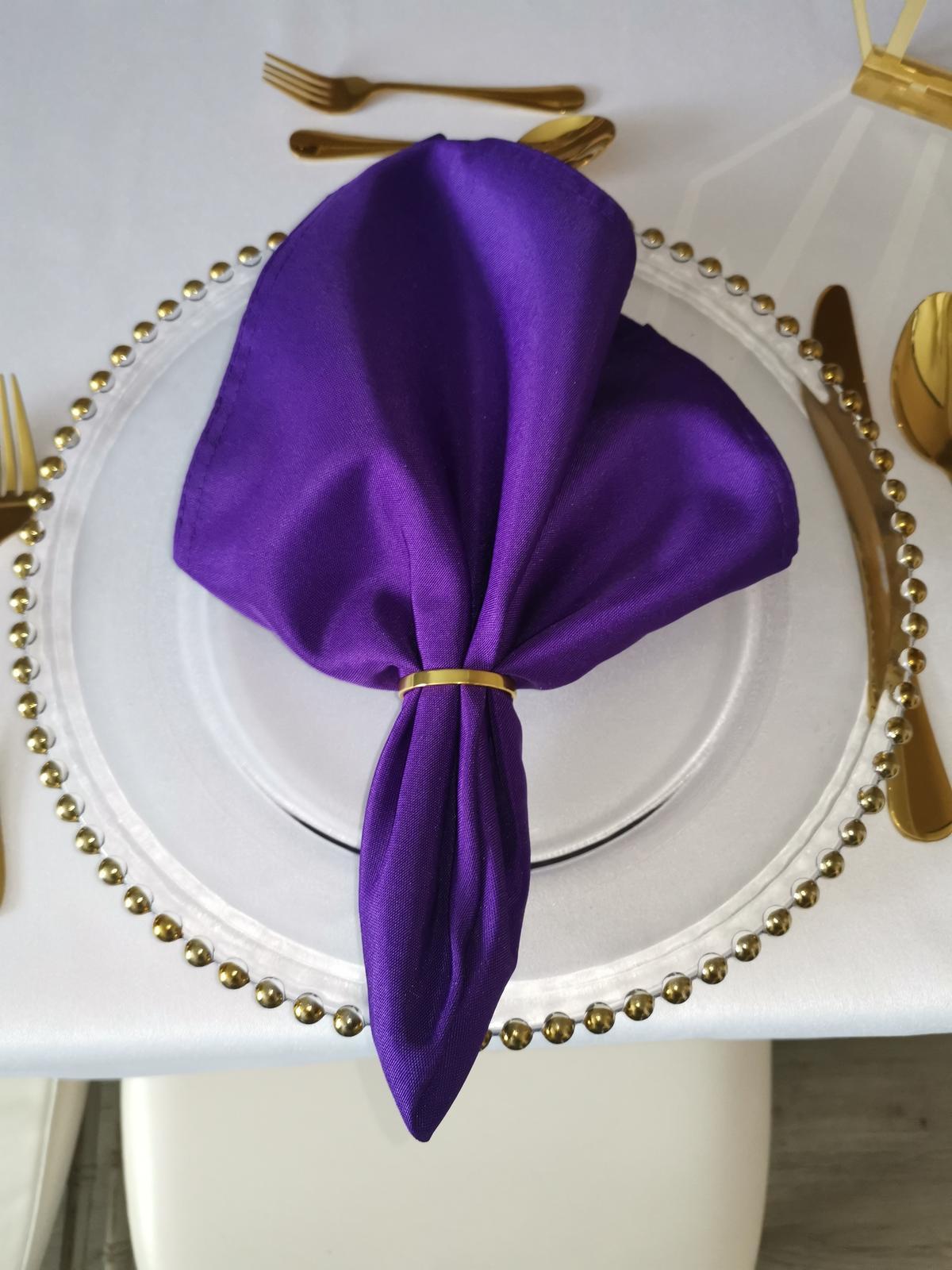 Zlatý príbor na prenájom a rôzne iné dekorácie :-) - Obrázok č. 5